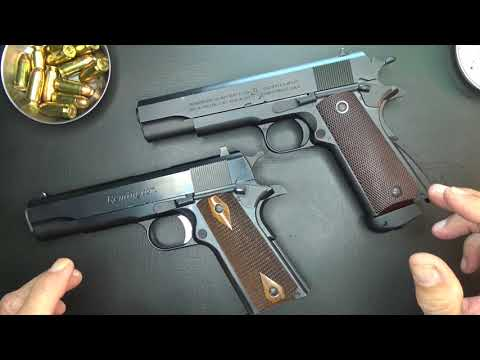 Colt 1911 INOKATSU VS Remington 1911