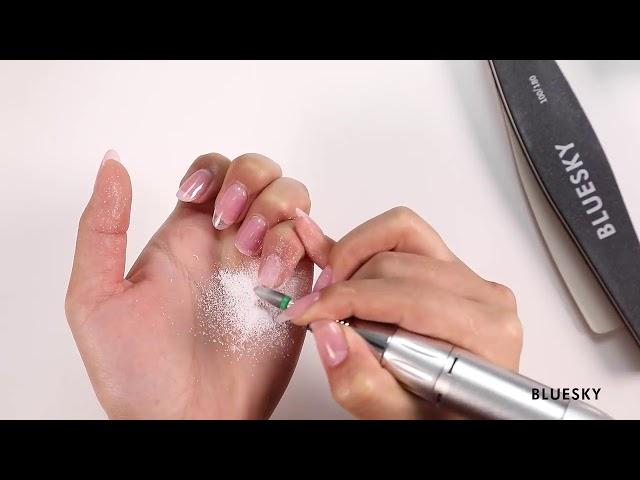 BLUESKY Gum Gel ( Polygel) Cómo retirar Gum gel