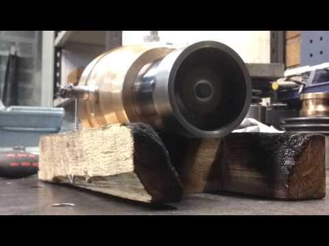 how to make a turbojet engine at home