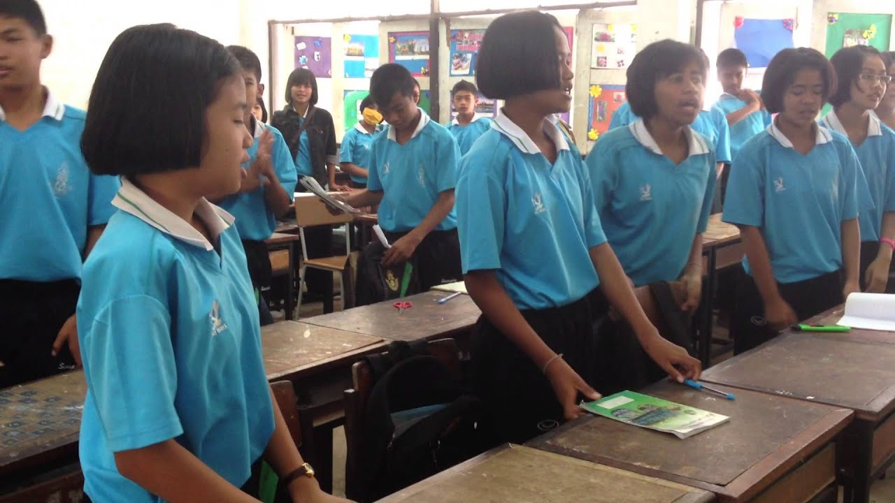 Greeting the teacher youtube greeting the teacher m4hsunfo