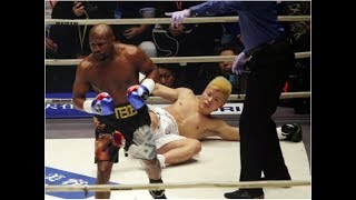 Floyd Mayweather defeats Japan's Tenshin Nasukawa ...