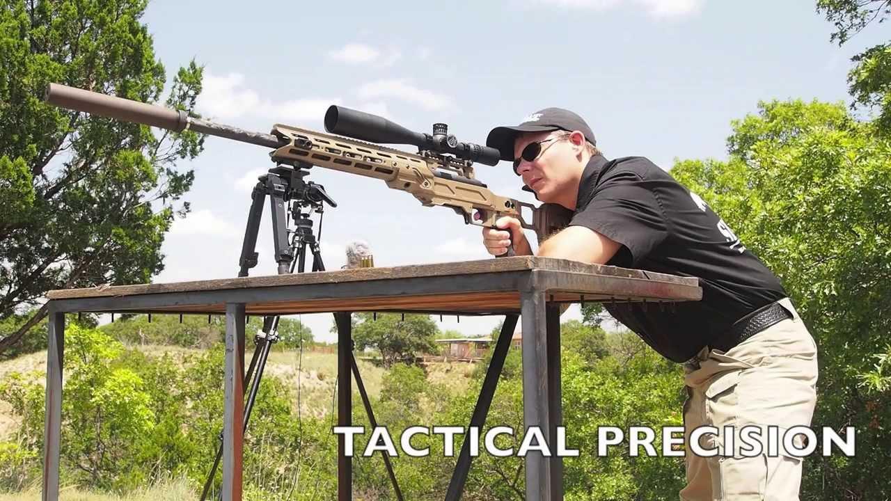 Tactical Precision Build Teaser
