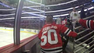 Our United Center Outing 2016