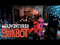 The MisAdventures Of Stikbot 🎭 Five Nights At Stikbot's (S1 Ep. 4)