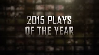 Top Plays of the 2015 NFL Season!