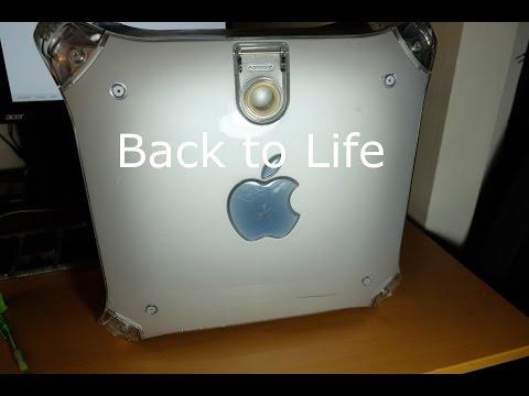 Mac G4 PowerPC Rebirth - LINUX