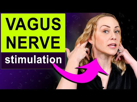 5 Easy Ways to STIMULATE THE VAGUS NERVE