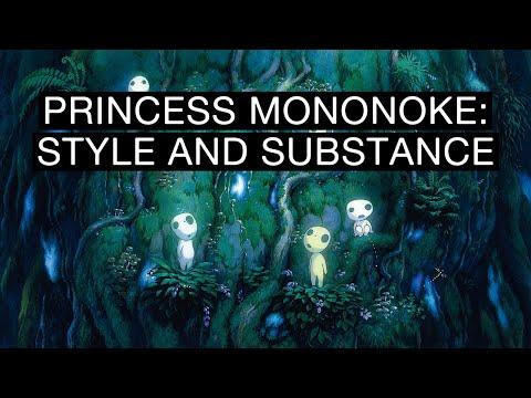 Princess Mononoke: Style and Substance