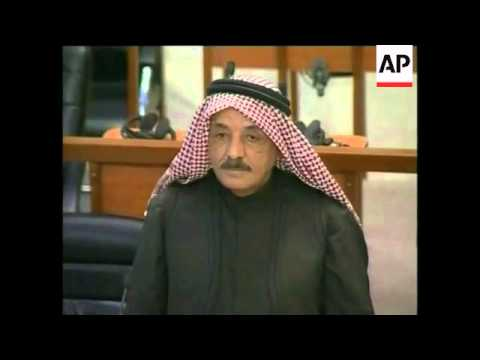 Iraq - Saddam deputy hanged in Iraq for the killings of 148 Shiites
