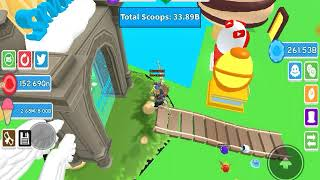 Roblox candy ice cream we play it and I'm well pro ayi