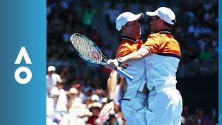Bryan/Bryan v Chardy/Martin match highlights (3R) | Australian Open 2018