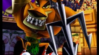 La Furia  de TINY  -Crash Bandicoot Warped