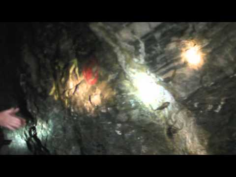 Tour of Cononish Gold Mine, Tyndrum, Scotland - May 2012