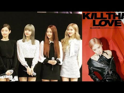 BLACKPINK Just Released 4th Comeback Teaser, Rosé For 'Kill This Love' Comeback