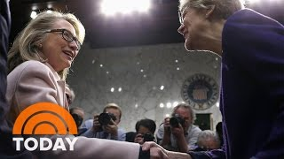 Is Hillary Clinton Considering Elizabeth Warren As Her Running Mate? | TODAY