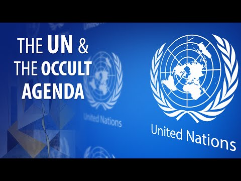 226 - The UN & the Occult Agenda / Total Onslaught - Walter