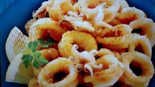 How To Cook Korean Ojingeo Twigim ( Calamares In Philippine)