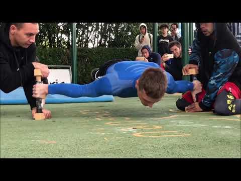 Calisthenics/Street Workout Motivation Music TRAP 600 SUBS SPECIAL