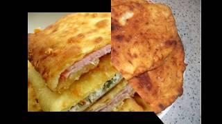 Сырные лепешки на кефире -  очень вкусно! EDILKA. Домашняя кухня - рецепты на каждый день.