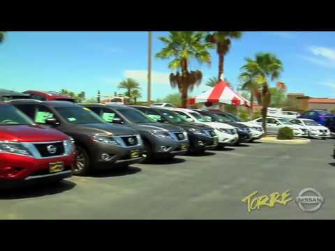 Torre Nissan La Quinta Ca Youtube
