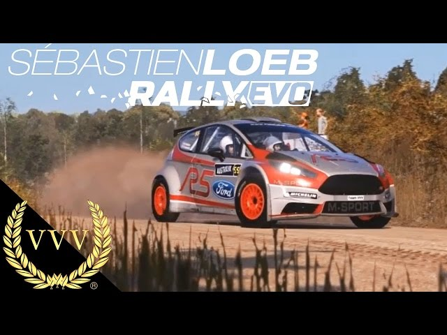 Sebastien Loeb Rally Evo - Australia Stage 3 - Ford Fiesta