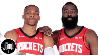 James Harden and Russell Westbrook's friendship is key - Matt Barnes | The Jump