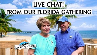 Live From Our Florida Meet & Greet! Ask Us Anything!