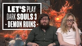 Let's Play Dark Souls 3 Episode 8: WALK WITHOUT RHYTHM, YOU WON'T ATTRACT THE WORM