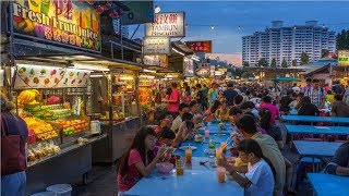 5 Top Amazing chinese street food penang malaysia [MUST TRY] - PART 1