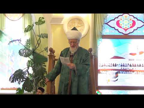 Проповедь Верховного муфтия от 8 февраля 2019 года в Первой соборной мечети города Уфы