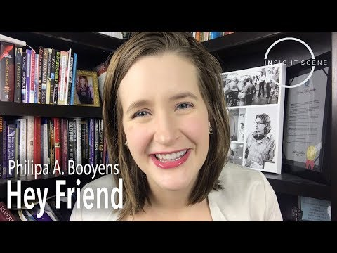 INsight with Philipa A. Booyens - Hey Friend