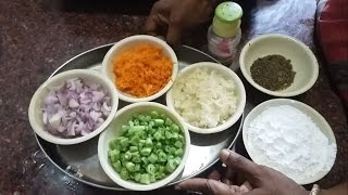 Vegetable Soup Recipe in Tamil