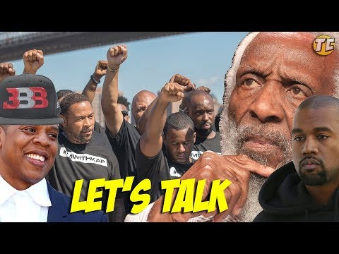 LIVE: Legendary Dick Gregory Passes, Jay-z Tells All and NYPD Stands with Kaepernick