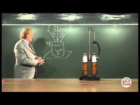 Торможение колебаний маятника