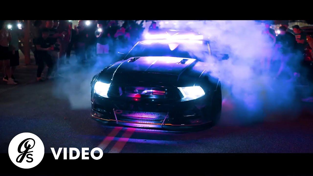 Night Lovell - Shaded Summers | AMAZING CAR VIDEO @SchwaaFilms
