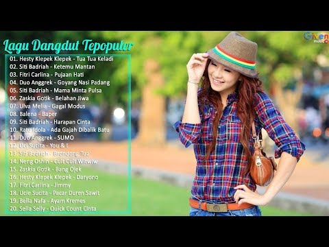 DANGDUT TERBARU 2018 - Lagu Indonesia Terbaru 2017/2018