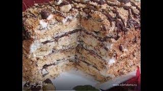 Торт с безе ( необычно вкусный )