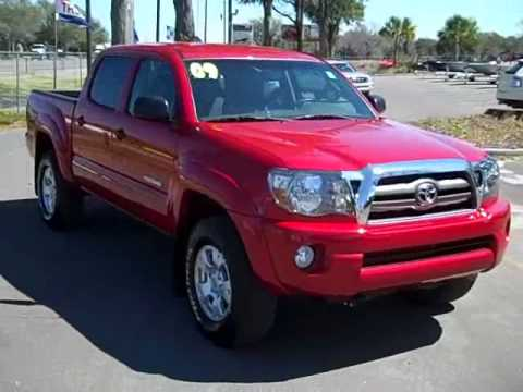 used Toyota Tacoma 4x4 Crew Cab TRD Gainesville Fl for sale Gville is near  Ocala Lake City