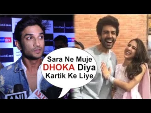 Sushant Singh Rajput's SHOCKING Reaction On Public BREAKUP With Girlfriend Sara Ali Khan