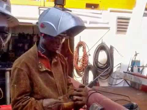 OFFSHORE WELDER/FABRICATOR