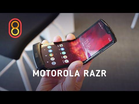 Гибкий Motorola RAZR