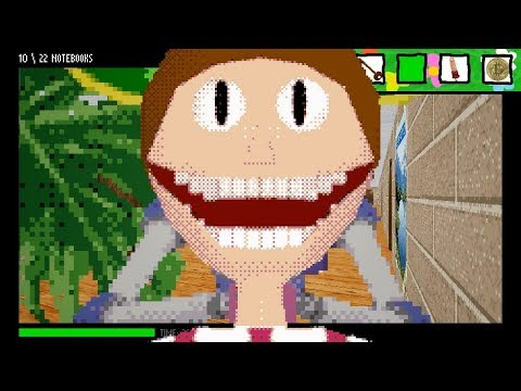 Alex Basics in Biology and Zoology – Baldi's Basics Fangame