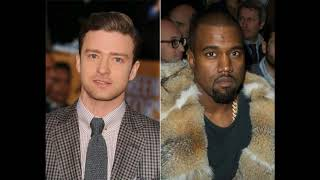 the truth behind the Kanye West and Justin Timberlake situation
