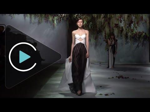 VIONNET Autumn Winter 2015 Paris Fashion Show