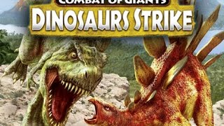 Battle of Giants: Dinosaurs Strike gameplay (Wii)