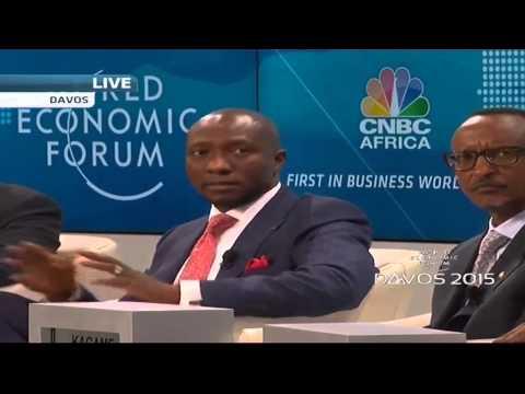 WEF Debate: Adjustment of economic development strategies across Africa