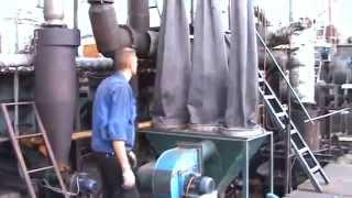 Замещение потребления природного газа генераторным г Малин - 270 м.куб./час