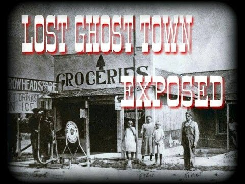 Lost Ghost Town - St. Thomas Nevada Exposed