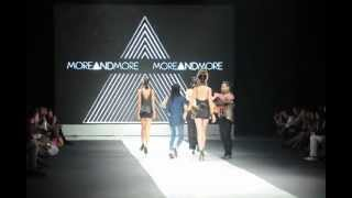 Jakarta Fashion Week 2013: Cleo Fashion Awards - More And More by Katherine Kars