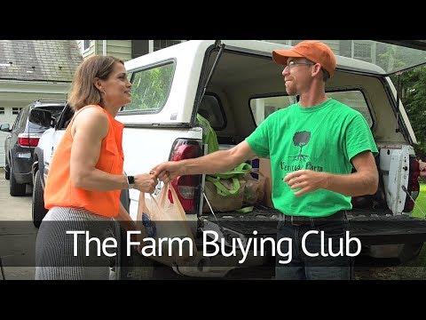 The Farm Buying Club: Making Farm-to-Table Convenient